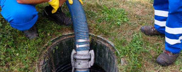 Hydrocurage de canalisation